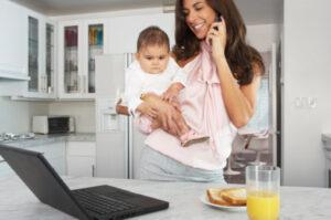 Busy Mom Diet Plan