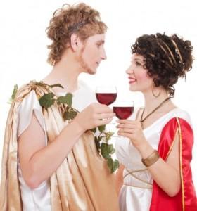 Ancient Greek Couple